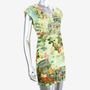 5th & Love Architectural Print Dress